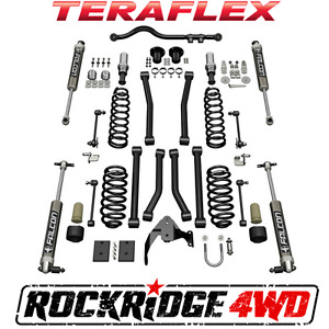 Teraflex 07 18 Jeep Jk 2 Door 3 Sport S T3 Suspension Lift W 2 1 Falcon Shocks