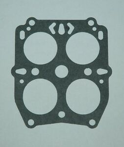 1952 61 Carter Wcfb Main Body To Base Gasket Chevy Cadillac Chrysler Small Bore