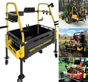 Bigtoolrack Our Pro Series Loaded For Kubota John Deere Many More