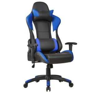 Ergonomic High Back Racing Style Gaming Chair Reclining Office Computer Chair