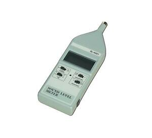 Sound Meter Digital Sound Level Meter Sl4001 Compact Hand Held Labfacility