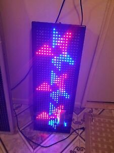 Programmable Led Sign 40 5