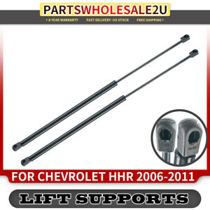 2x Tailgate Hatch Lift Supports Shock For Chevrolet Hhr 2006 2007 2008 2009 2011