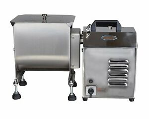 Hakka Electric 20 pound Capacity Tank Stainless Steel Manual Meat Mixer Mixing