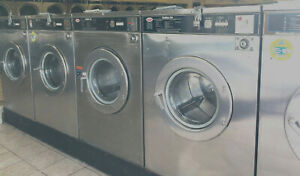 Unimac 50lb 3 Phase Washer As Is