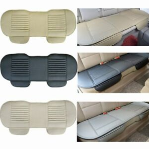 Universal Car Front Seat Cover Pu Leather Pad Mat Auto Chair Protector Cushion