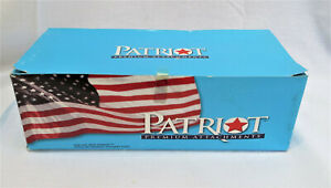 New Box Of Patriot 1 Inch Circle Pins Barbs For Tagging 5000 Pieces