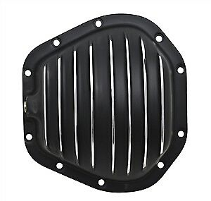 Jeep Ford Differential Cover Black Aluminum Dana 60 10 Bolt 4x4 Truck Front