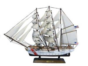 Wooden Handcrafted Model Ship 24 Assembled High Museum Quality Amazing Detail