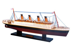 Wooden Handcrafted Model Ship 20 Limited High Museum Quality Amazing Detail