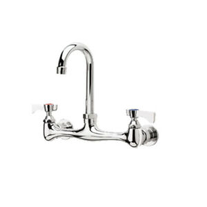 Krowne Commercial Series Faucet Splash Mount 8 Center