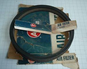 1965 67 Pontiac Gto Air Cleaner Element Ac A350c 6484295 W Raised Letters