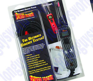 Auto Electrical Power Logic Probe 3 Circuit Tester Diagnostic Tool Voltmeter