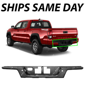 New Textured Rear Bumper Step Pad For 2016 2019 Toyota Tacoma Pickup W Park