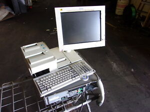 Ibm Pos System 4610 t14 4800 e42 23k8051 420 5wn With Keyboard 41k6945