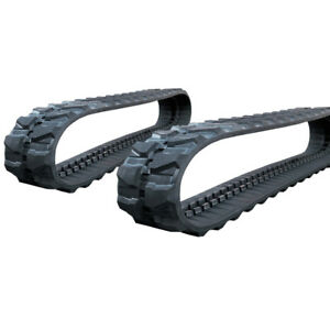 Pair Of Prowler Bobcat 435c Rubber Tracks 400x72 5x74 16