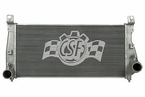 Csf 6007 2001 Chevrolet Silverado 2500 Hd Intercooler Oem 15020380