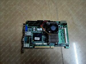 1pc Used Advantech Half length Pci 6880f Embedded Motherboard 1