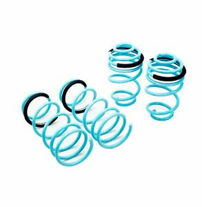 Fits Nissan Cube Z12 2009 2014 Traction S Lowering Springs Powder Coated Kit