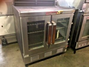 Vulcan Convection Oven Full Size Single Stack Gas 11867