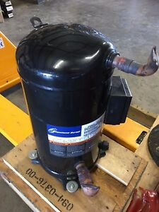Copeland Scroll Compressor 8 Ton 460 V 60 Hz 3 Phase R410a Zp90kce tfd 950