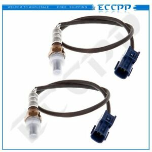 2pcs Downstream For Nissan Frontier Pathfinder 4 0l 05 12 O2 Oxygen 02 Sensor