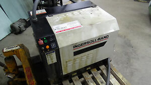 Ingersoll Rand Ir Screw Air Compressor Ssr ep15 15hp 230v 3ph 53cfm 125psi