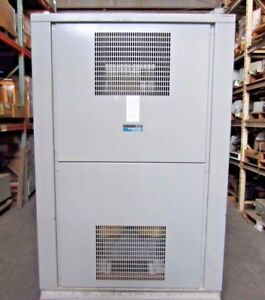 Rex Manufacturing 750 Kva 4800 120 240 1 Phase Isolation Transformer