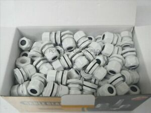 Cable Glands M20 X 1 5 Grey Cable Range 6 12mm box Of 100pcs new In Box
