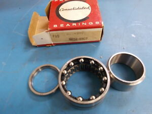 Consolidated Needle Roller Bearing Nkib 5907
