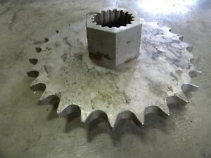 Chain Sprocket Am116165 Nos Fits J D 6x4 Gator