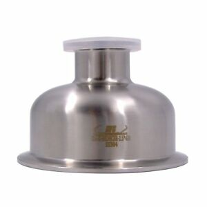 Hfs r 1 5 X4 Sanitary Tri Clamp Bowl Reducer Stainless