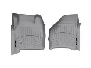 Weathertech Floor Mats Floorliner For Ford Excursion Super Duty 1st Row Grey