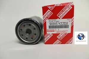 Toyota Oem Engine Oil Filter 90915yzzd3 Qty Of 10 1 Case