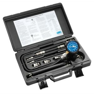 Otc 5605 Gasoline Engine Compression Tester Kit With Adapters For Ford Triton