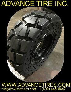 Solid Skid Steer Tires And Rim 30x10 16 L 4 Contender Solid Tire 10 16 5 Bobcat