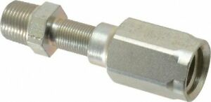Parker 20130 6 6 3 8 18 Inch Npt Hydraulic Reusable Field Hose Fitting R2