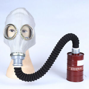 Gas Mask With Formaldehyde Filter For Pesticides Chemical Work Aerosol