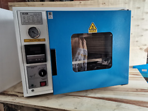 0 9 Cu Ft 480 f Lab Vacuum Air Convection Drying Oven Secure Scientific Newest