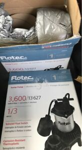 Flotec Submersible Sump Pump Product Fpzs33t