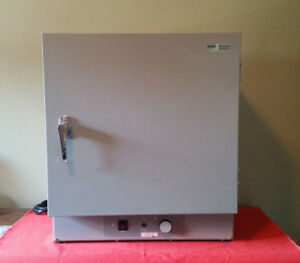 Excellent Used Vwr Sheldon 1305u 750w Gravity Convection Oven