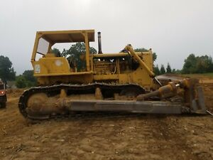1971 D8h Caterpillar Dozer