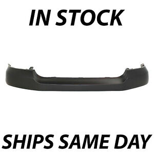 New Primered Front Bumper Upper Valance Cover Cap For 2006 2008 Ford F150 Truck