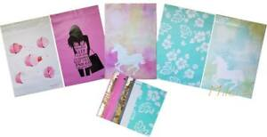 Mix Designer 10 X13 Mailer Poly Mailing Shipping Plastic Bags