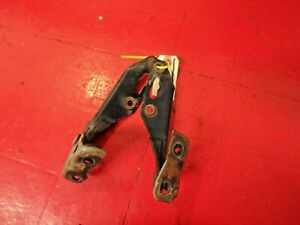 96 97 98 Honda Civic Cr v Hood Support Hinge Hinges Left Right Both Oem Green