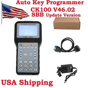 From Usa V46 02 Ck 100 Ck100 Auto Programmer Tool With 1024 Tokens Obd2