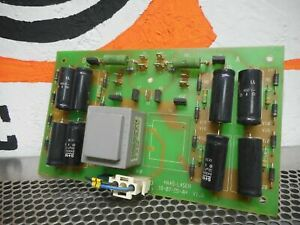 Haas laser 18 07 25 ah V1 0 Circuit Board Used With Warranty