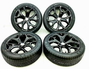 20 20 Inch Oem Dodge Charger Challenger 2017 Wheels Rims Tires 2523 2007 2018