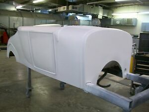 1927 Ford Model T Roadster Fiberglass Deluxe Body T bucket Tbucket
