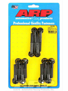 Arp Intake Manifold Bolt Hex Head Black Ford 302 351 W Edelbrock 154 2006